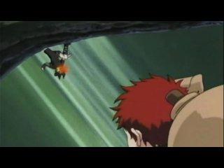 Naruto vs Sasuke vs Gaara
