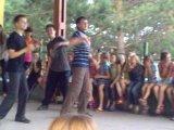 Жгучий танец