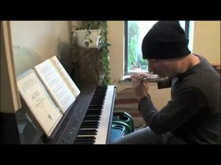 Piano, Flute and Beatbox!